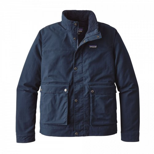 Куртка Patagonia Maple Grove Canvas Jkt муж. FW17-18 синий M