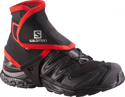 Бахилы SALOMON TRAIL GAITERS HIGH уни. SS18 Черный M
