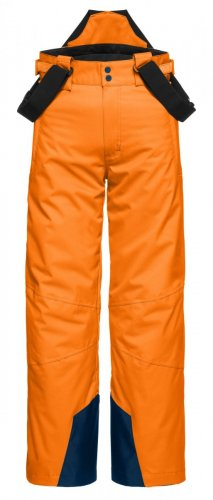 Штаны Boys Vector Pants FW18-19 оранж 152