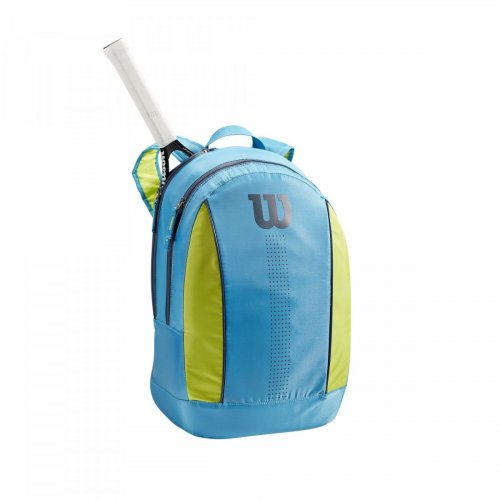 Рюкзак Wilson JUNIOR BACKPACK BL/GR/NAVY