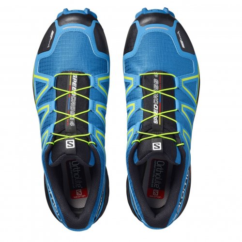 Кроссовки SALOMON SPEEDCROSS 4 CS муж. SS18 синий 9
