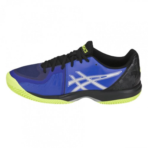 Кроссовки Asics GEL-COURT SPEED CLAY муж. SS19 синий 10H