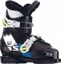Ботинки г л Salomon Team T2 Black White ACIDE GRE 16-17 bb5c57e200351